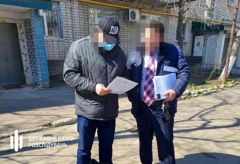 В Бердянске прокурор вместе с депутатом попались на взятке