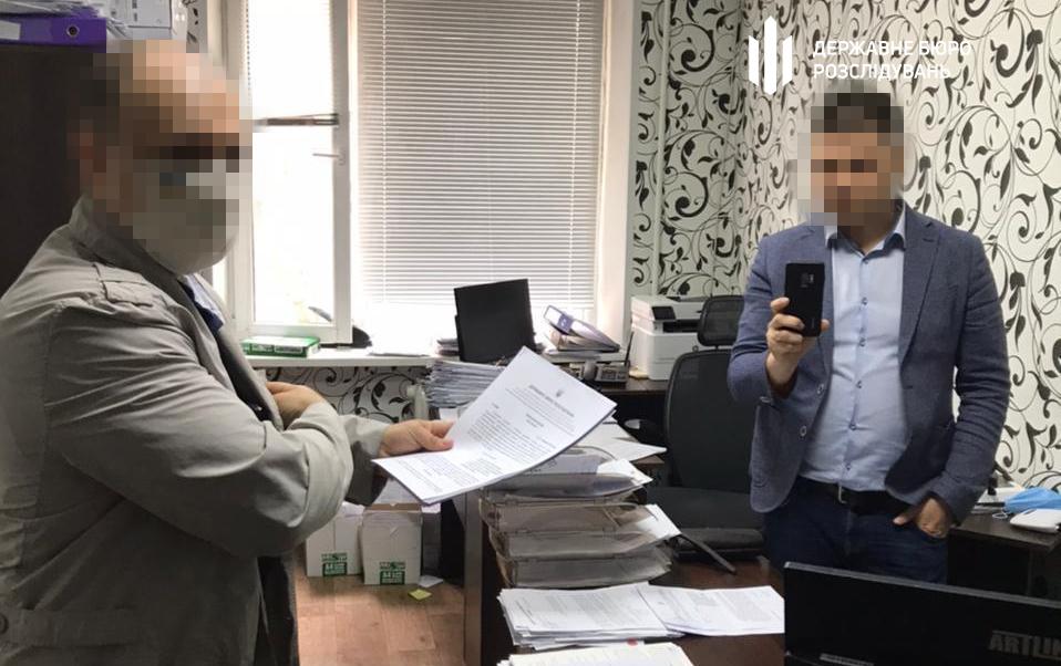 В Днепропетровской области экс-прокурор оказался причастен к краже улик