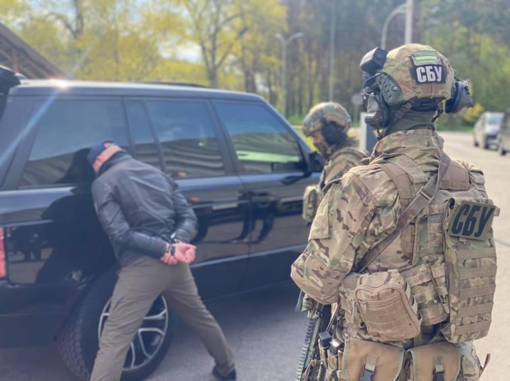 В Борисполе поймали банду рейдеров, похищавшую людей