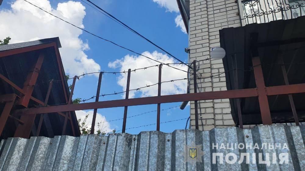 В Кривом Роге полиция нашла подпольный реабилитационный центр