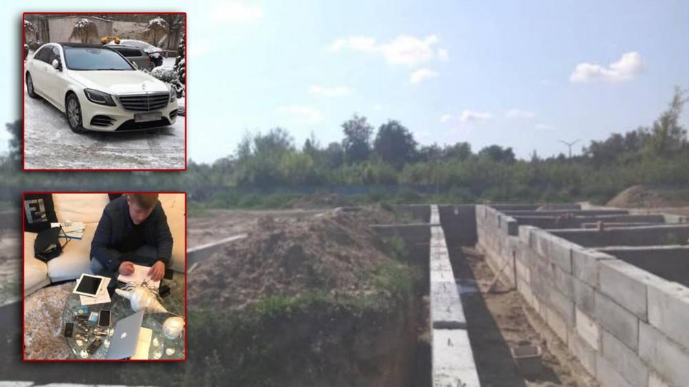 Подрядчик украл 20 млн гривен при строительстве казарм в Кременчуге и Новограде-Волынском