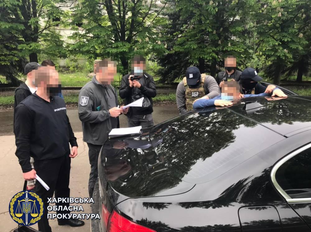 Судья Донецкого окружного админсуда обещал помочь с делом за 30 тысяч долларов