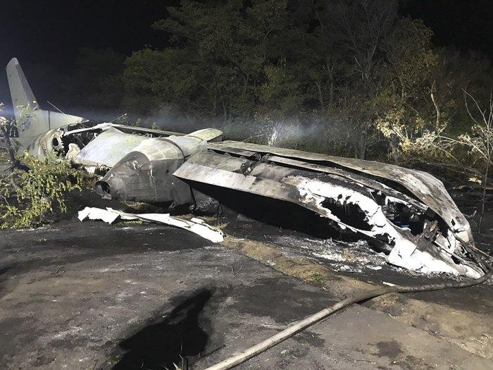 Катастрофа Ан-26: следствие провело 150 экспертиз