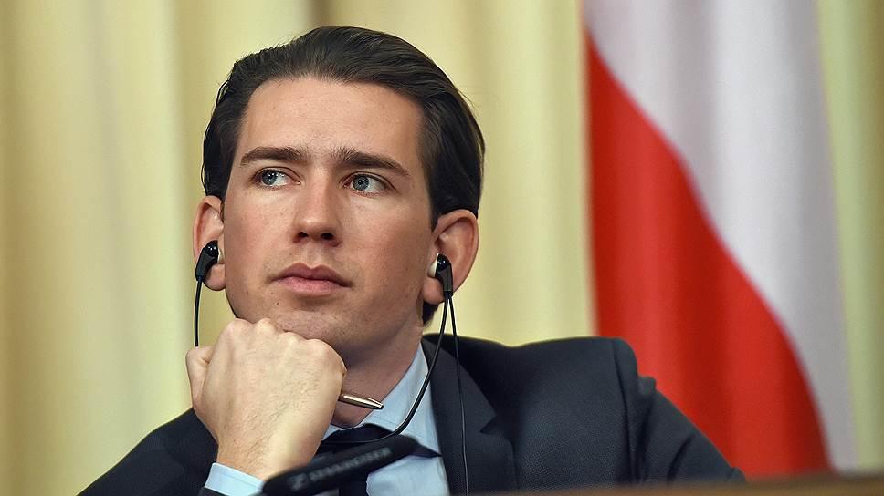 Федерального канцлера Австрии уведомили о подозрении в даче ложных показаний