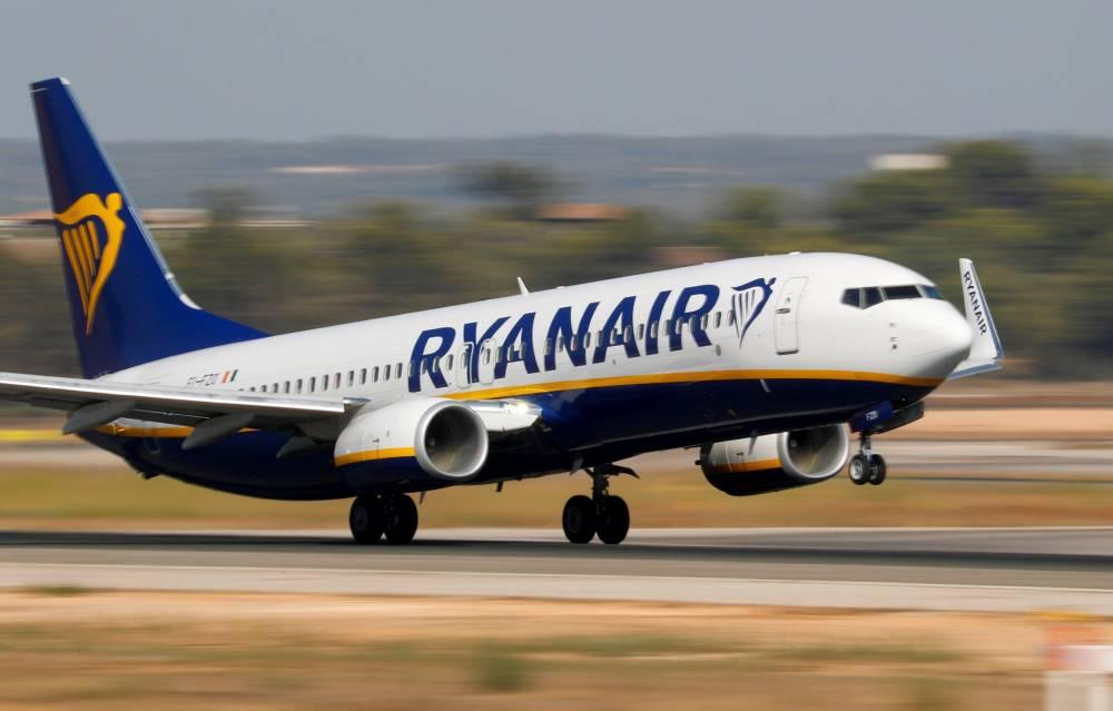 Ryanair оштрафовали на 4,2 млн евро
