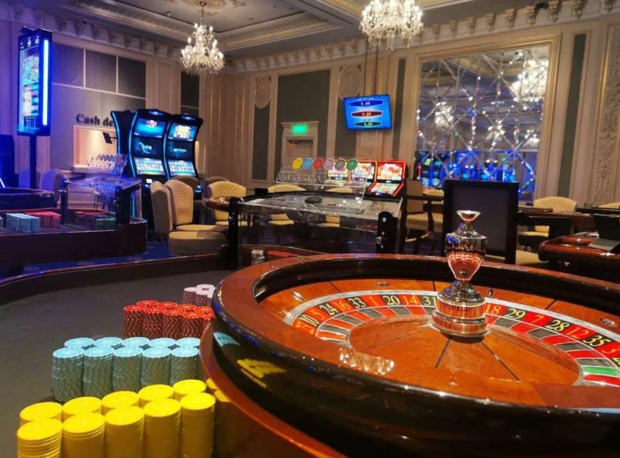 В Киеве открылось первое легальное казино