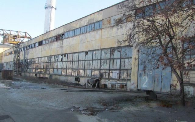 Херсонский завод «Судмаш» не смогли продать на аукционе