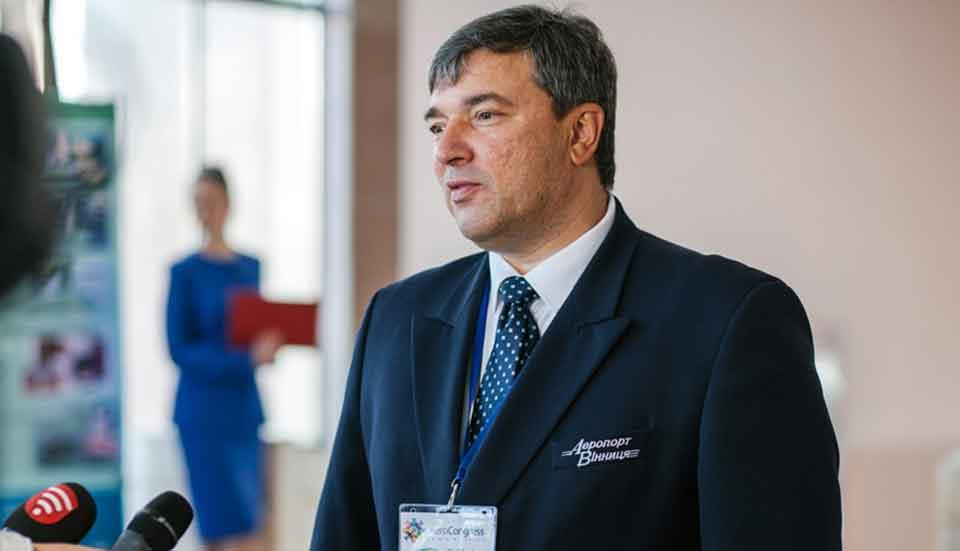 Директора аэропорта «Винница» уволили без объяснения причин