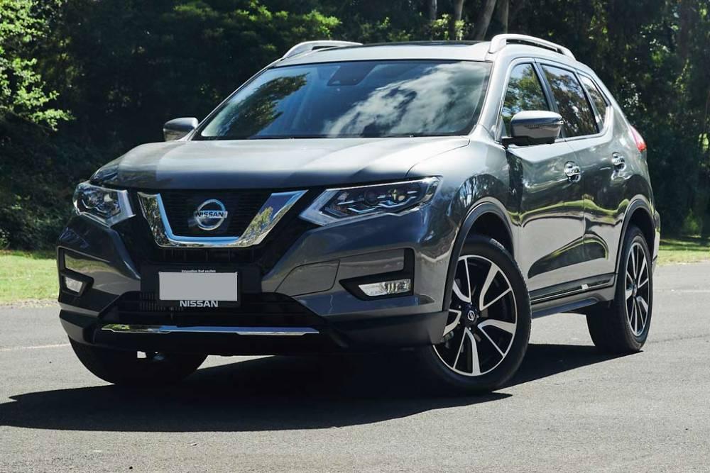 «Укрэнерго» купило пять кроссоверов Nissan X-Trail