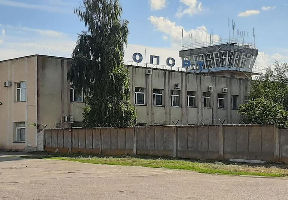 Ликвидатор Сумского аэропорта незаконно продал часть зданий