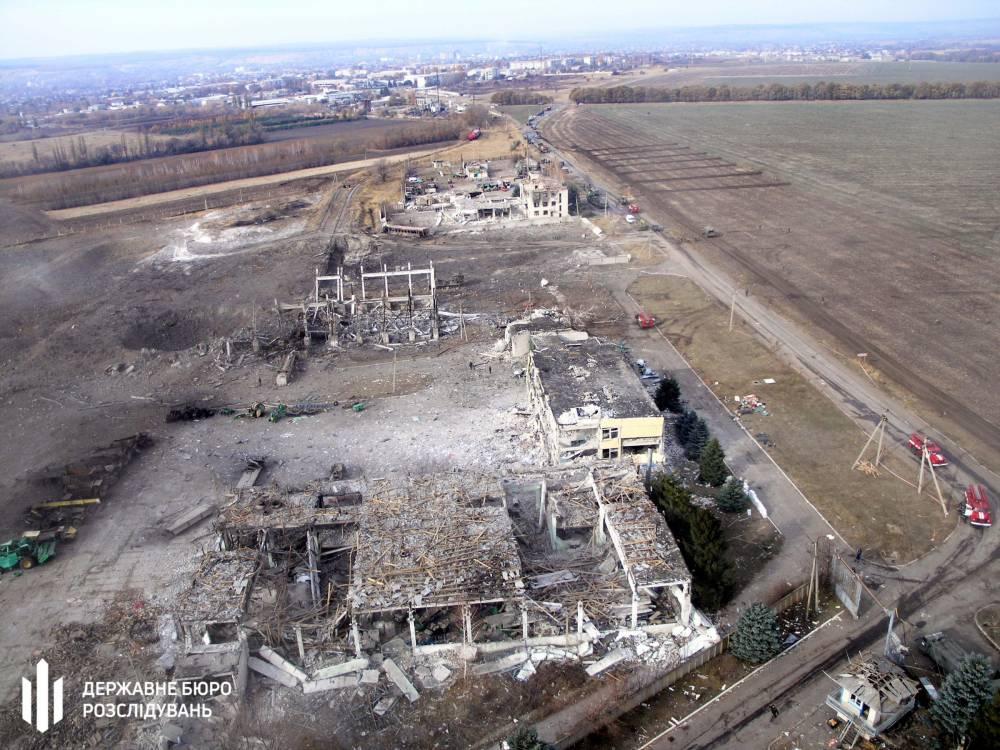 Дело о взрывах военных складов в Сватово ушло в суд