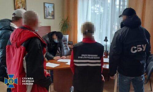На Львовской железной дороге вскрыли коррупционную схему