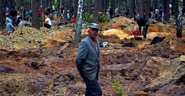 Легальная добыча янтаря в Украине так и не началась