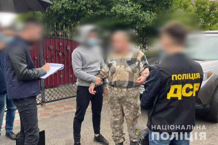 В Тернопольской области на взятке поймали замвоенкома