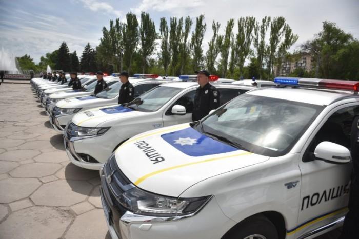 Нацполиция потратит 98 млн гривен на новые авто