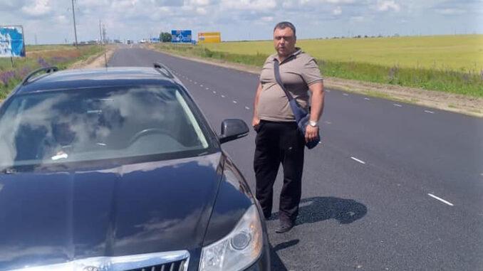 Днепропетровскому полицейскому вручили подозрение в вооруженном хулиганстве