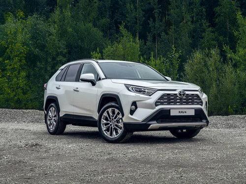 В Черниговской области лесхоз купил кроссовер Toyota RAV4 за миллион