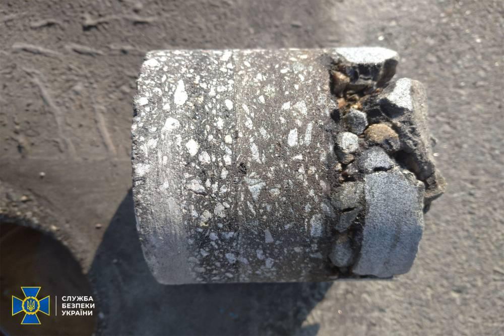 В Черкасской области украли два миллиона гривен на ремонте дорог