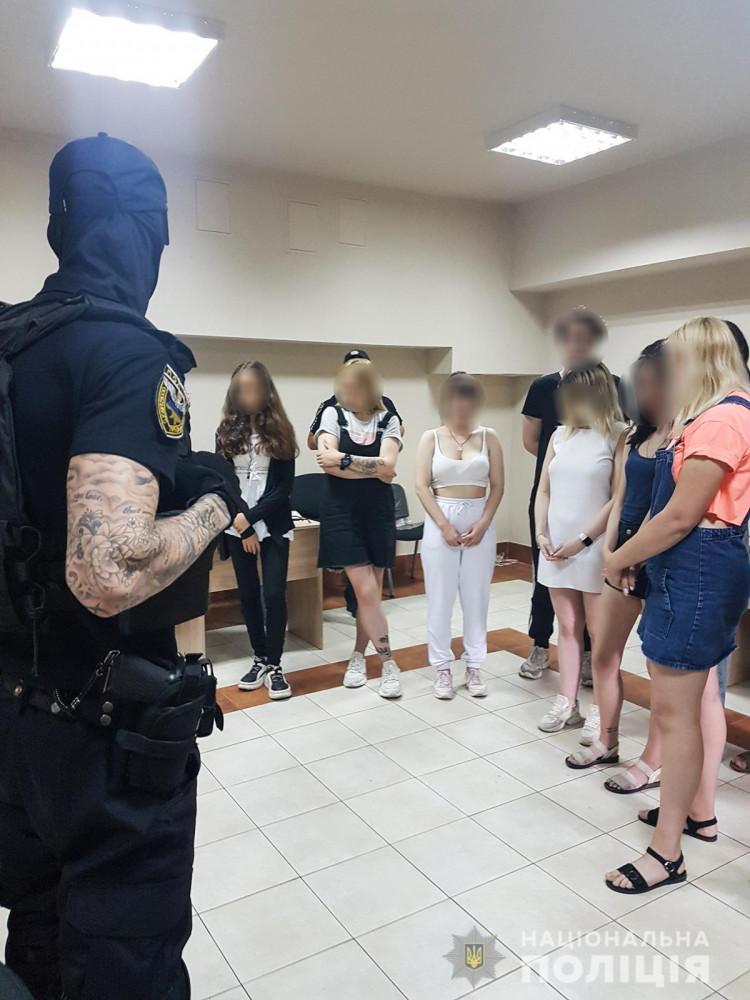 В Николаеве разоблачили мошеннический call-центр