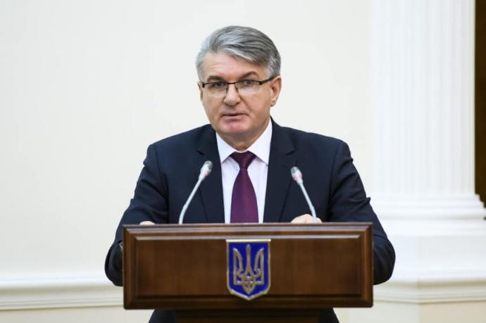 Экс-главе Госгеонадр Кирилюку вручили подозрение в подлоге