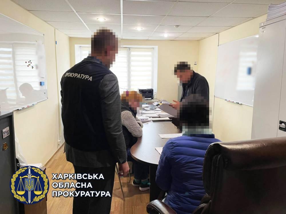 В Харькове шестерым таможенникам вручили подозрения в халатности