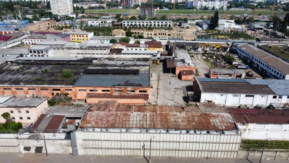 Фонд госимущества не смог продать колонию в Одессе