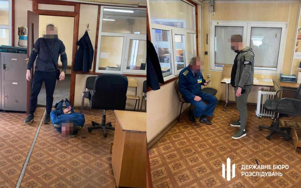 Офицер Луцкого погранотряда организовал схему ввоза «евроблях»