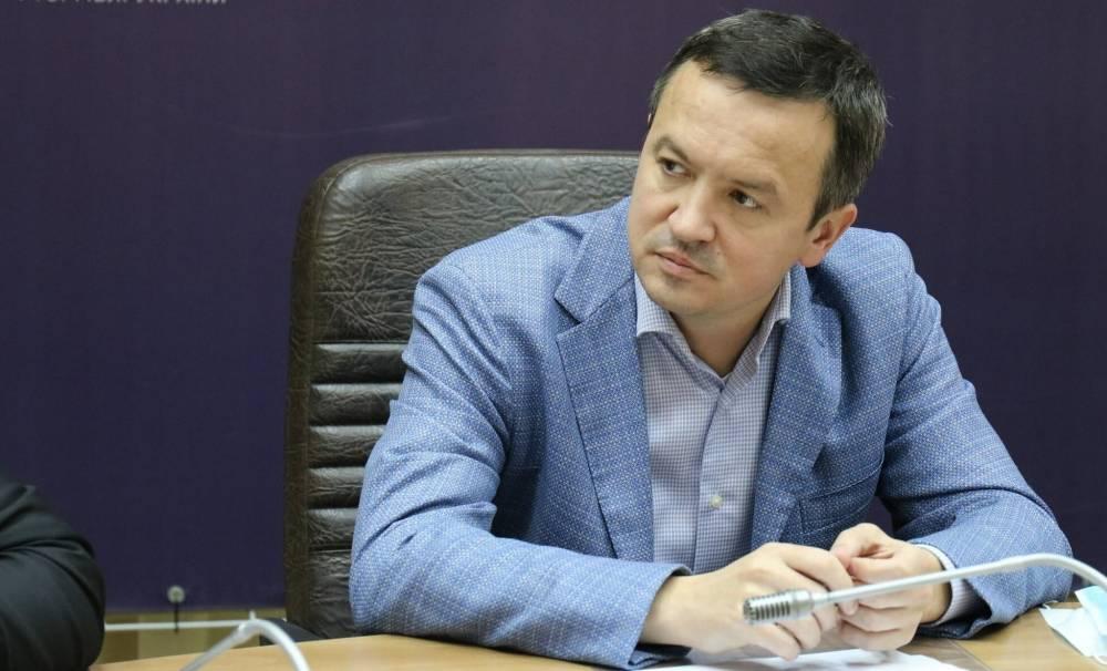 Глава Гоструда заработал 124 тысяч гривен за год