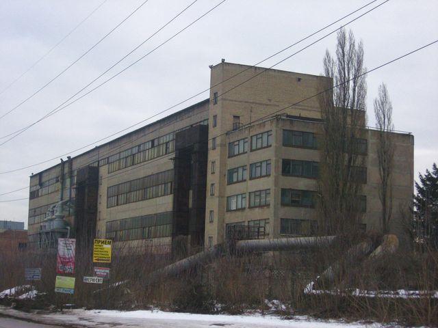 В Харькове почти 40 тысяч квадратных метров завода «Электротяжмаш» простаивают пустыми