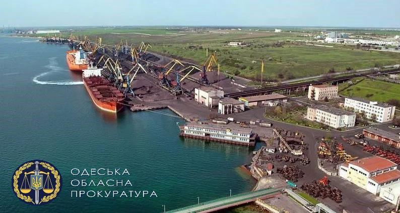 Терминал Черноморского порта освободили от недобросовестного арендатора