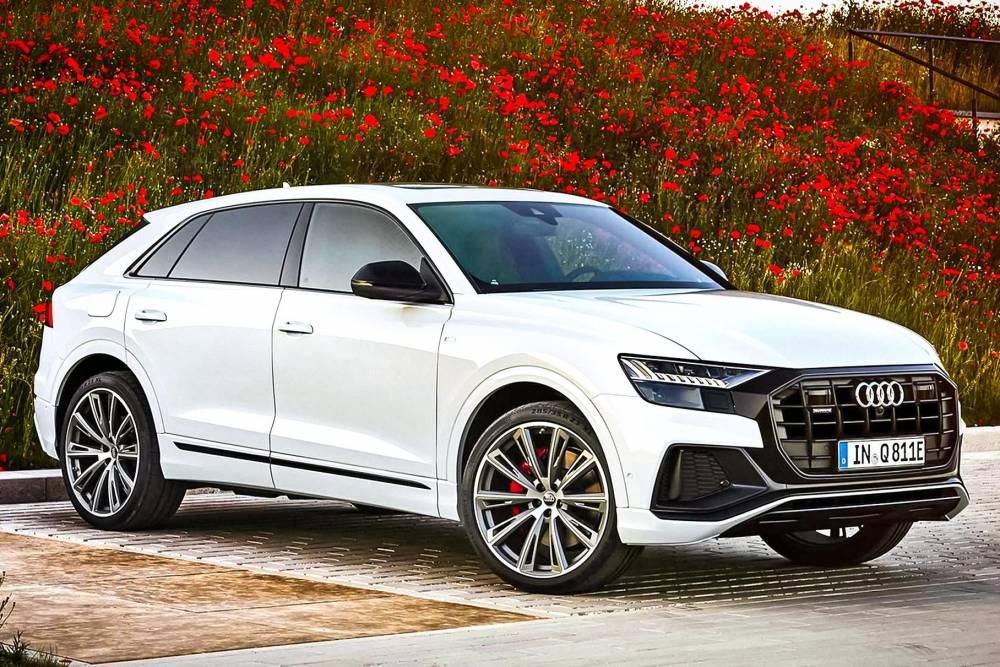 Нардеп Васильев купил Audi за 1,37 млн гривен