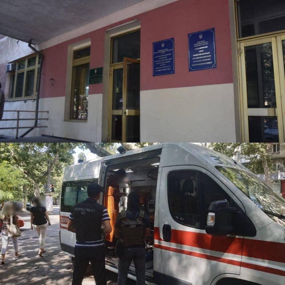 В Одессе чиновник  экоинспекции попался на взятке в 1500 долларов