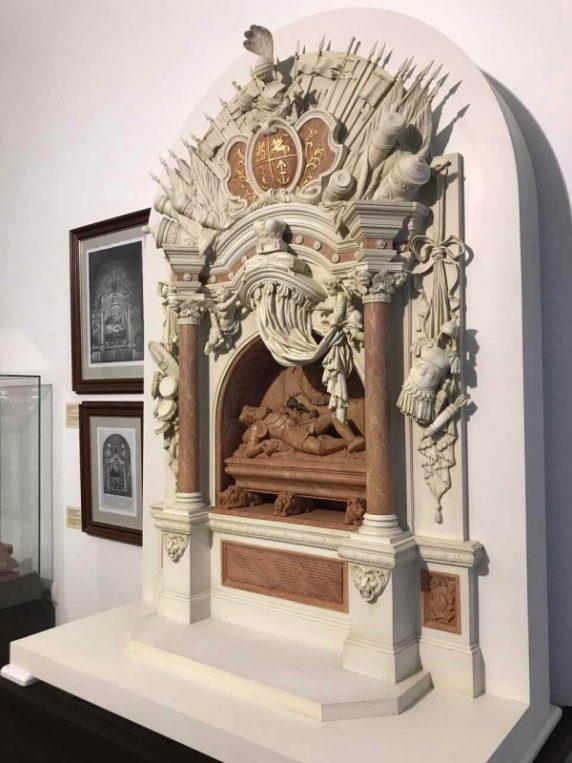 Киево-Печерская лавра за 6,6 млн гривен купила надгробный памятник для князя Острожского