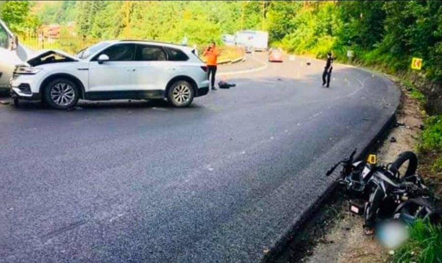 В Ивано-Франковской области экс-полицейский устроил смертельную аварию