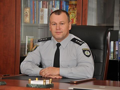 Глава полиции Одесской области хранит 2,5 млн гривен наличными
