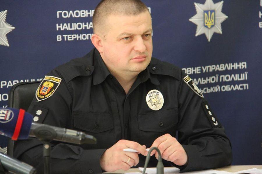 Глава полиции  Тернопольской области оформил все имущество на третьих лиц