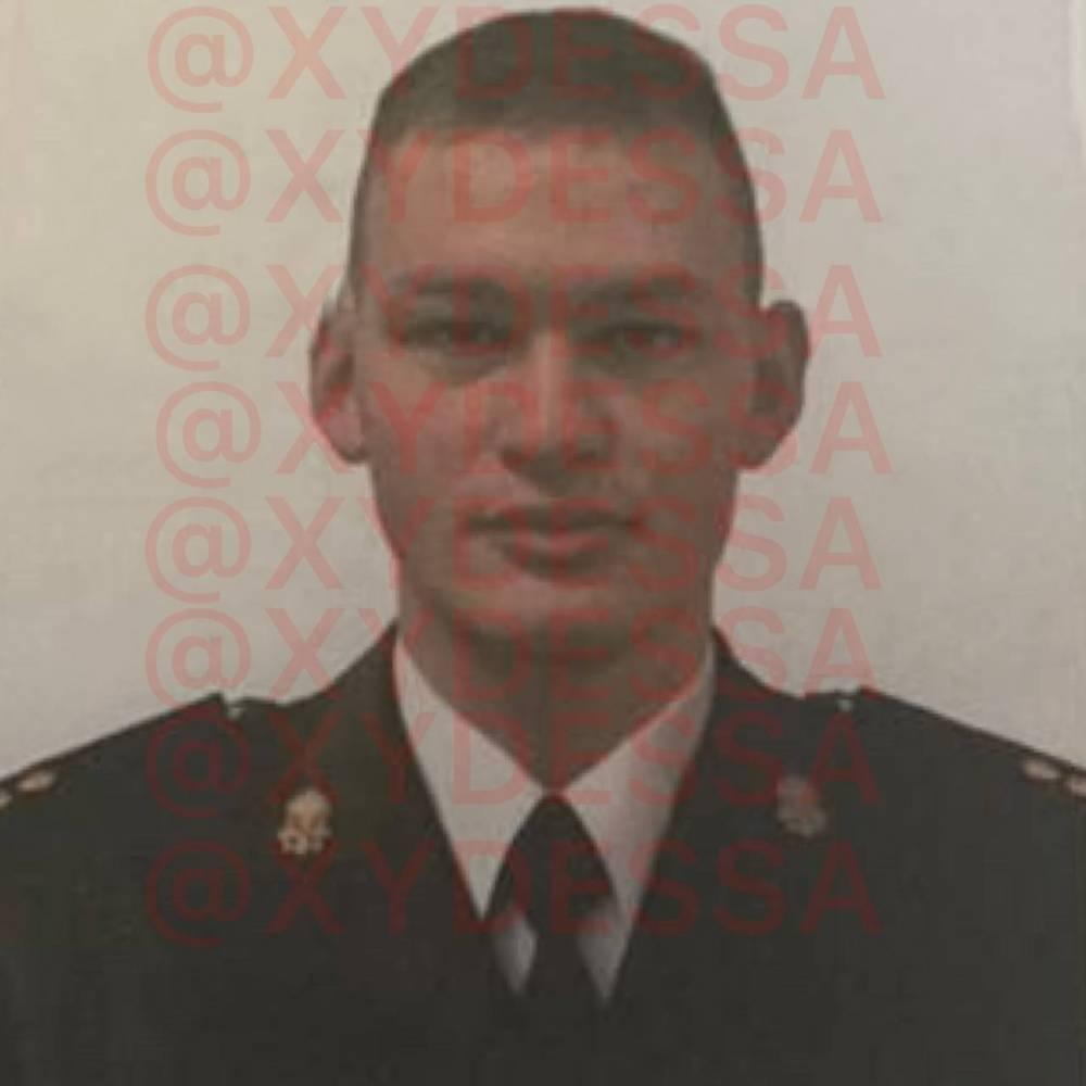 В Одессе офицер Нацгвардии случайно ранил себя из пистолета