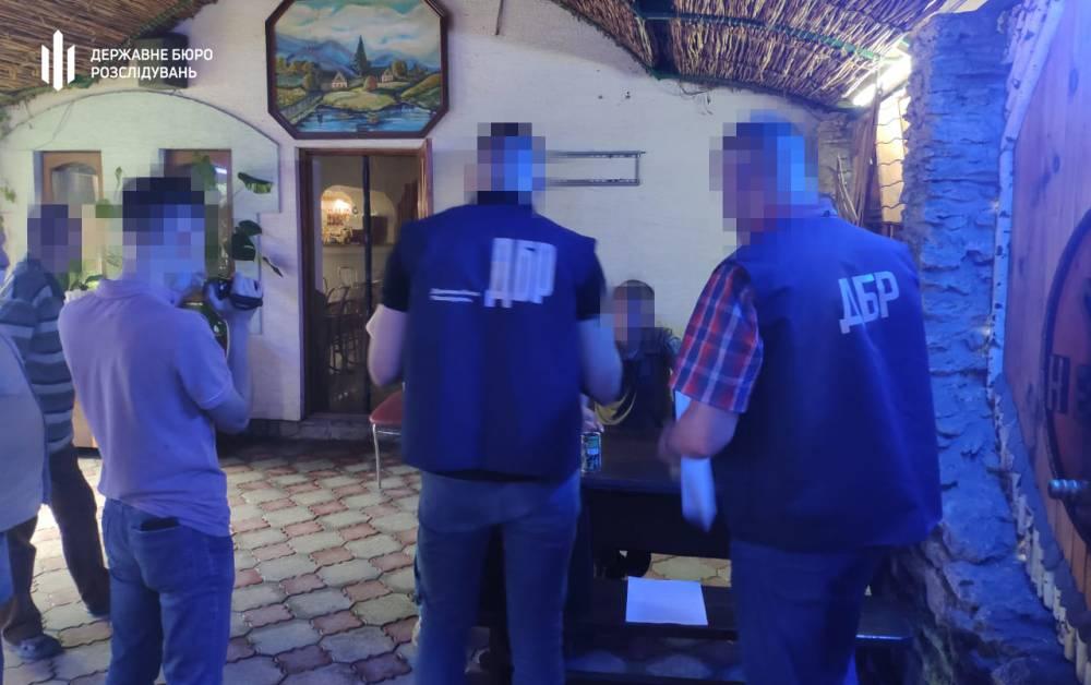 Замвоенкома из Ровенской области поехал за взяткой в Тернополь