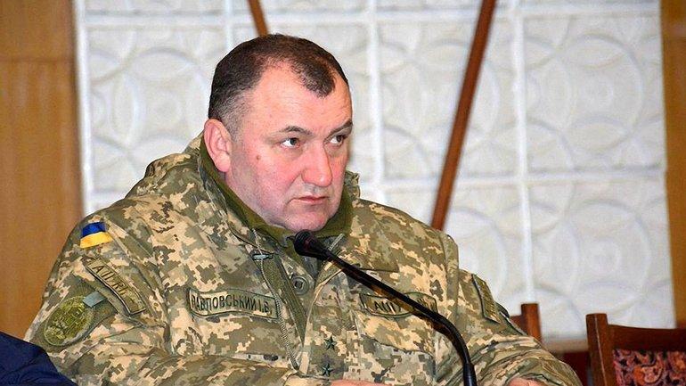 Экс-заместителя министра обороны арестовали под залог в 475 млн гривен