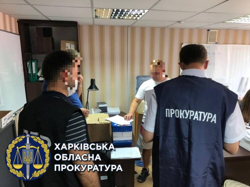 Инспектор по особым поручениям Харьковской полиции попался на взятке