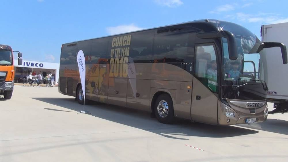 Олимпийский центр «Конча-Заспа» купил автобус  за 13 млн гривен