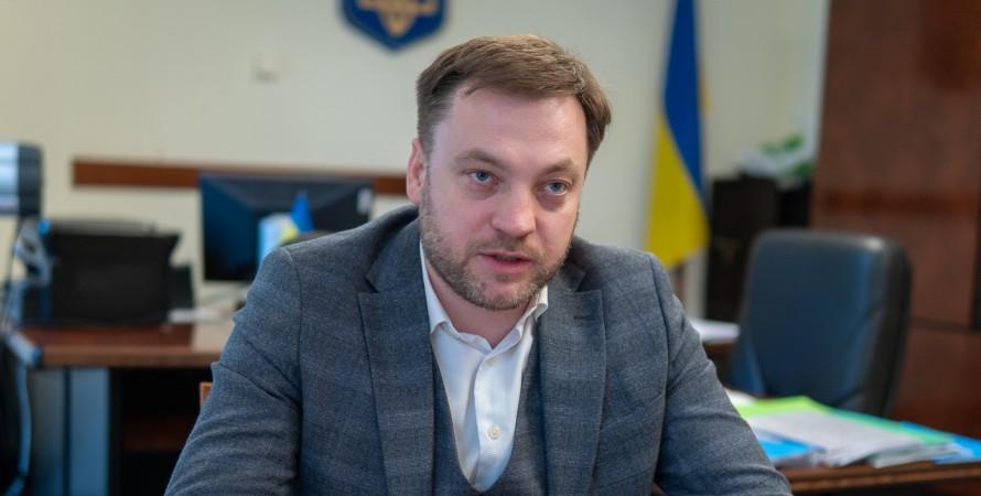 Новый глава МВД Монастырский не имеет собственного жилья