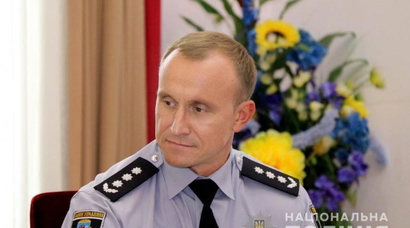 Глава полиции Киевской области не имеет собственного жилья