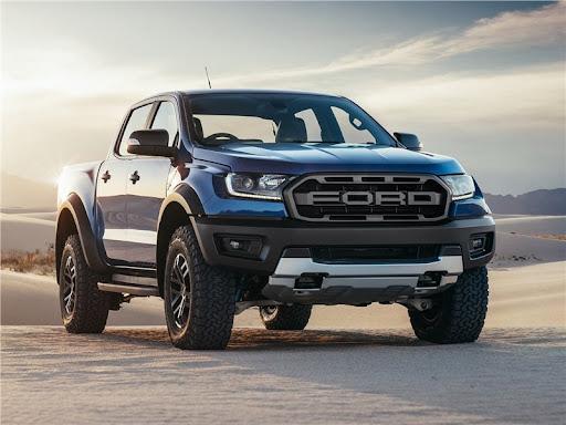 «Украгролизинг» купил пикап Ford Ranger за 2 млн гривен