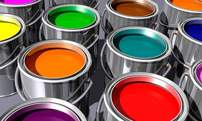 Порт Южный накупил краски на 5 млн гривен