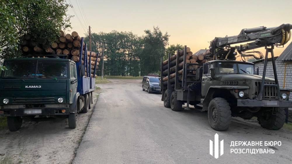 В Луганской области лесники наживались на пожарах