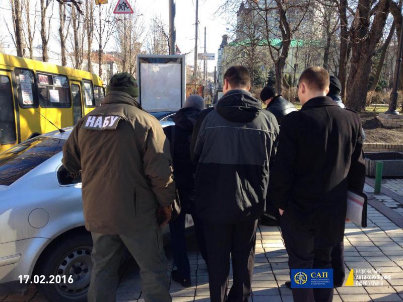 Осужденного к лишению свободы экс-прокурора Матюшко задержали