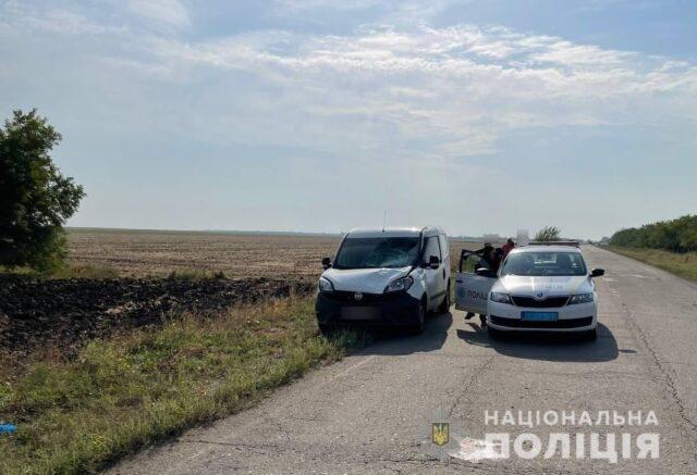 В Николаевской области военнослужащий погиб в ДТП