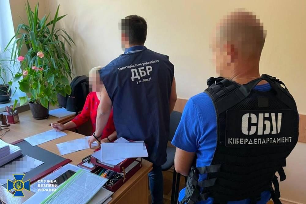 Экс-руководителю Госгеокадастра в Черниговской области вручили подозрение в халатности