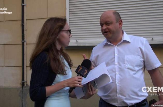 Экс-прокурор, проверяющий декларации топ-чиновников для НАЗК, оформил все имущество на жену